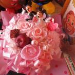 結婚祝い ディズニー ミッキー ミニー フラワーギフト  ミッキー&ミニーのプリザーブドフ...