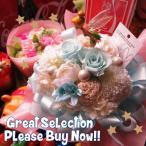 ショッピング結婚祝い 結婚祝いプレゼント ディズニー 花 ティンカーベル入り 水色バラ プリザーブドフラワー入りギフト ケース付き