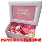 結婚祝い 結婚記念日 スヌーピーハート入り 花束風 プレゼント 写真立て 額 プリザーブドフラワー入り フォトフレーム