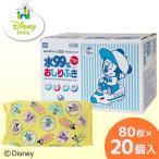 おしりふき ミッキー&ミニー ディズニー Disney 80枚×20 (1600枚) レック 水99% 日本製