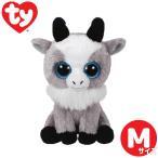TY ぬいぐるみ ヤギのギャビー Mサイズ 15cm ビーニーブーズ Beanie Boo's 山羊 出産祝い  誕生日 プレゼント かわい