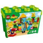 Yahoo!Leebyショップレゴ(LEGO) デュプロ みどりのコンテナスーパーデラックス (おおきなこうえん) 10864 新品 【送料無料】