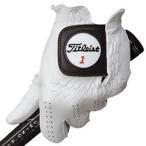 【ネコポス可】タイトリスト プロフェッショナル TG77 ゴルフ手袋 (右手用) [日本仕様正規品]