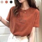 半袖Tシャツ レディース 夏 Tシャツ ゆったり サラサラ オーバーサイズ クルーネック サマーTシャツ おしゃれ 快適 夏Tシャツ ゆるTシャツ 送料無料