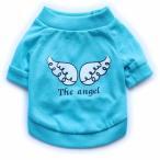 天使のTシャツ 犬 服