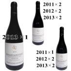 シルヴァン・カティアール  ロマネ・サン・ヴィヴァン[2013]を含む12本セット [正規品] 赤ワイン/辛口 [750ml] [送料無料(クール代別)]Domaine Sylvain Cathiard