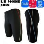 送料無料 日本製 水着メンズ フィットネス 競泳水着 スイムウェア 424-930