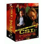 CSI:マイアミ シーズン4 コンプリートBOX-1 [DVD]
