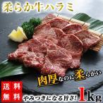 ハラミ 1kg 送料無料 牛ハラミ やわらかハラミ 牛肉 肉 焼き肉 bbq バーベキュー グルメ