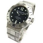 ブルガリ 時計 ディアゴノ スクーバ メンズ オート SD38S BOXつき* クリーニング済み画像