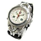 ショッピングタグ タグホイヤー 時計 メンズ Sel セナモデル スプリットクロノ 白文字盤 CG1111 TAG HEUER