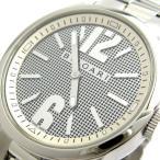 ブルガリ 時計 ソロテンポ メンズ ドット文字盤 ST37S マイナーチェンジ BVLGARI ST37BS BOXつき 美品画像