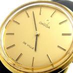 オメガ 時計 デビル メンズ ラウンド ゴールド文字盤 手巻き OMEGA DeVille アンティーク デヴィル デ・ビル デ・ヴィル レア