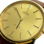 オメガ 時計 デビル メンズ オート ゴールドキャップ BOXつき OMEGA deville デ・ビル デヴィル デ・ヴィル レア