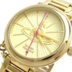 ヴィヴィアンウエストウッド 時計 レディース ゴールド オーブ VW006KGD 保証書 BOX ヴィヴィアン・ウエストウッド