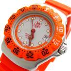 タグ・ホイヤー 時計 フォーミュラ ワン レディース オレンジ 373.508 ホイヤー フォーミュラ1 TAG HEUER F1 クリーニング済み