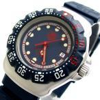 タグ・ホイヤー 時計 フォーミュラ ワン レディース ネイビー レッド WA1410 ホイヤー フォーミュラ1 TAG HEUER F1