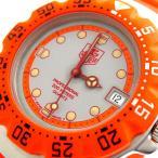タグ・ホイヤー 時計 フォーミュラ ワン メンズ オレンジ WA1213 ホイヤー フォーミュラ1 TAG HEUER F1 クリーニング済み レア