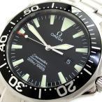 オメガ 時計 シーマスター 300 プロフェッショナル メンズ 黒文字盤 2264.50 OMEGA 美品 メンテナンス済