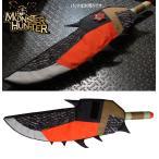 ショッピングモンスターハンター モンハン 炎剣リオレウス型バッグ for PATCH Monster Hunter モンスターハンター great sword ジンオウガ アイルー メラルー