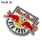 Pin USA ピン ユーエスエー ピンバッジ アクセサリー ピンバッチ PINS ピンズ メンズ レディース MLS ニューヨーク レッドブルズ wt
