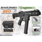 【BLACK】Airtech Studios  ARP9 ARP556  Raider L 2.0E バッテリースペース拡張パーツ BEU (Battery Extension Unit)