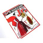 JACKALL(ジャッカル) スピナーベイト スーパーイラプション Jr. 3/8oz レッドギル