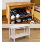 玄関ベンチ / 木製収納玄関椅子 / イス / チェアー60幅 縁台 / スリッパラック / 下駄箱 / シューズボックス