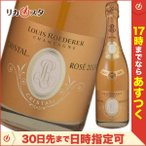 Licasta louis roederer crystal rose 2009