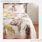 ANTHROPOLOGIE(アンソロポロジー)/キルトカバー*Woodblock Floral Quilt 34159483