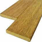 ウッドデッキ アンジェリーナ DIY 材料 20×105×3300mm (5.5kg) 板材 床材 面材 デッキ材 天然木