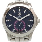 美品 タグホイヤー リンク タイガーウッズ モデル WJF211D 自動巻き オートマチック メンズ 腕時計 0109  TAG HEUER