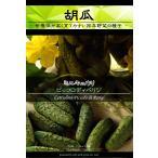 西洋野菜種子 ミニキュウリ ピッコロ ディ パリジ [Life with Green]