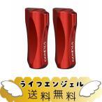 ゴメクサス (Gomexus) リール ハンドルノブ 6g レッド 2個 21mm