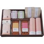 菓のや織 今治タオル和菓子セット (65150) 洋菓子 スイーツ お菓子 たおる 詰め合わせ ギフト