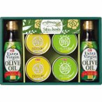 鯖缶と鰯缶とオリーブオイルのギフト (SIO−30) 調味料 油 オイル 缶詰め ギフト 詰め合わせ 新生活 内祝 快気祝 ご法事