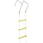 八ツ矢工業(YATSUYA) 縄はしご 大カギ付 5m 12030