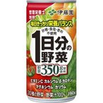 伊藤園 E128901H 1日分の野菜 190g×20本