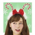 ds-1954343 【クリスマスコスプレ 衣装】 キャンディケインカチューシャ (ds1954343)