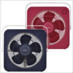 アピックス スクエアファン AFS-260-NV 扇風機  リビング ファン 冷房器具 小型扇風機 ...