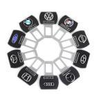 新品 シートベルト 警告音 キャンセラー うす型 メーカーログ付き キャデラックCADILLAC/ベンチbench/オーディオ/BMW/トヨタ/日産/