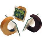 写真立て 木製 カントリー フォトフレーム -ムーンフォトスタンドL-
