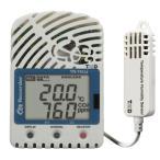 T&D CO2・温度・湿度データロガー おんどとり TR-76Ui-H (高精度温湿度)
