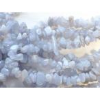 天然石 ブルーレース さざれ 1連・80cm