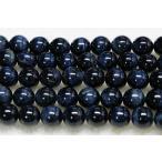 ショッピング天然石 天然石 連 ブルータイガーアイAAA ラウンド6mm  1連売り
