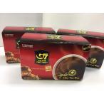 値下げ!!ベトナムコーヒー TRUNG NGUYEN チュングエン G7インスタントブラックコーヒー〈Coffeemix3in1〉2g*15袋入り