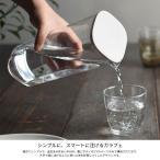 水入れ ウォーター カラフェ 1L OVA ピッチャー 水差し 冷水筒 お茶入れ KINTO キントー