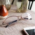 老眼鏡 おしゃれ 女性用 男性用 レディース ブルーライトカット アイウェアエア オーバル 全4色 40代 0.5 1.0