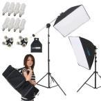 Yahoo!撮影機材・照明のライトグラフィカ撮影機材 「すぐ撮る」ミディアム50×70cm蛍光灯照明2灯セット