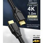 HDMI  ケーブル Ver.2.0b フルハイビジョンFULL HD 2K 4K 3D HDR イーサネット液晶テレビ ブルーレイレコーダー PS5対応  (0.5m)